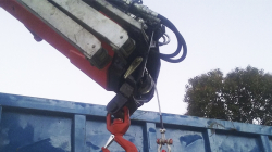 Used 0Fassi F130A.22 for recycling