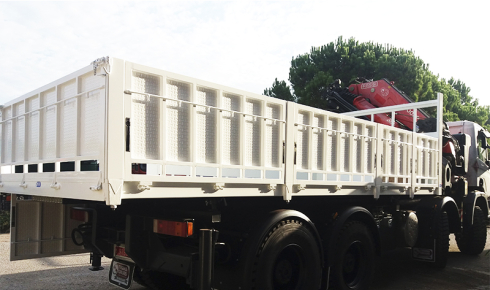 Complete equipment delivery for rgentina