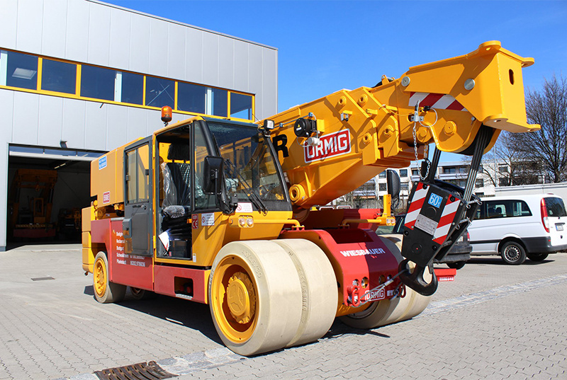 60 tn pick&carry crane