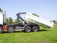 Marrel AL 20 PA hooklift