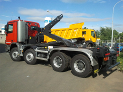 Marrel AL 26 hooklift