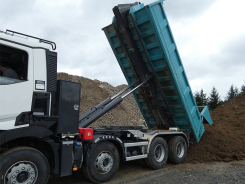 Marrel AL 30 Si hooklift