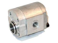 Hydraulic pumps for Futura F3 cantilever