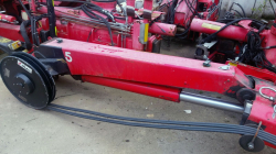 Boom and cylinder for used Fassi F95A.23 crane