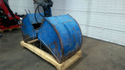700 Lts. used clamshell bucket - CE-2000339B