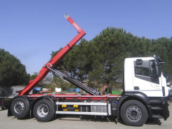Marrel AL 22 PA hooklift