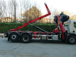 Marrel AL 20 hooklift