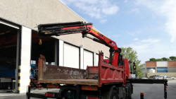 PK 20002 used crane delivery