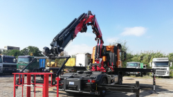 Fassi crane with PSC device