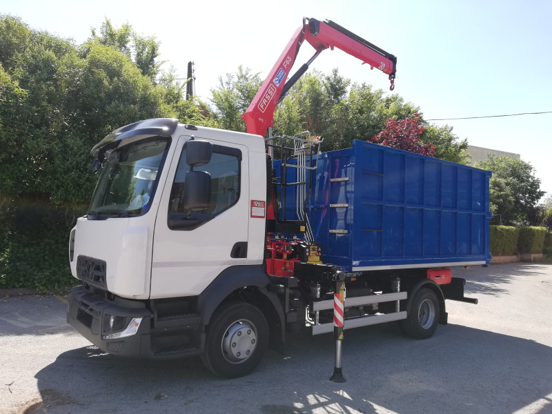 Fassi F65B.0.22 delivery to Hermanos Carrillo