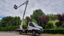 Delivery of first Multitel MXE200 aerial work platform