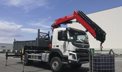 Transgruas aftersales in Fassi