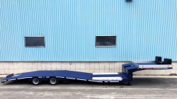 New semitrailer for rescue of vehicles on the road by De Angelis