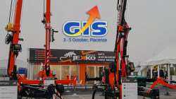 Visit GIS show in Piacenza (Italy)
