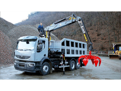 L130K forestry & recyling crane