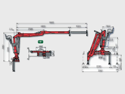 L60NZ recycling crane