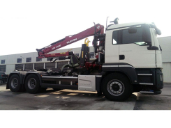 L90K forestry & recycling crane