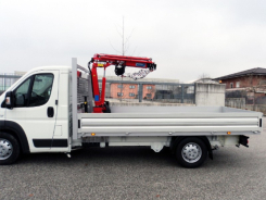 ML 270 Maxilift telescopic crane