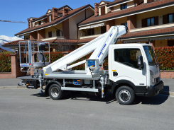 MT162 EX Multitel telescopic platform