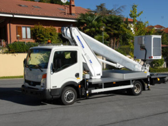 MT202 DS Multitel telescopic platform