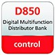 D850 Digital Multifunction Distributor Bank