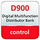 D900 Digital Multifunction Distributor Bank