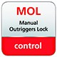 Manual Outriggers Lock