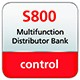 S800 Multifunction Distributor Bank
