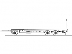 Draw bar trailers                                   (Serie DB)