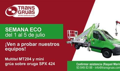 Eco week at Transgrúas
