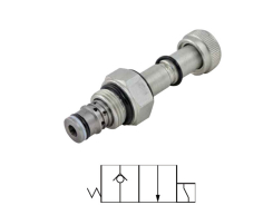 Cantilevers electrovalves
