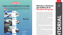 New image on Fassi magazine Without Compromise